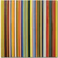 Trademark Global Michelle Calkins in.Comfortable Stripesin. Canvas Art, 24in. x 24in.