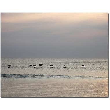 Trademark Global Monica Fleet in.Harmonyin. Canvas Art, 18in. x 24in.
