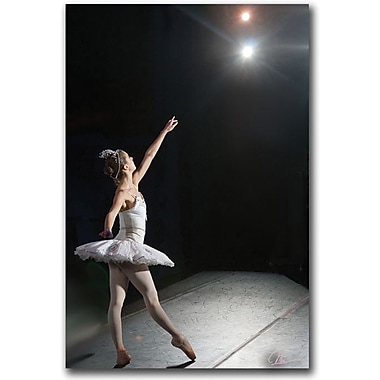 Trademark Global Miguel Paredes in.Ballerinain. Canvas Art, 24in. x 16in.
