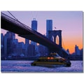 Trademark Global MCat in.NYCin. Canvas Art, 35in. x 47in.