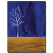 "Trademark Global Nicole Dietz ""White Series II"" Canvas Art, 47"" x 35"""