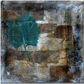 Trademark Global Nicole Dietz in.Memento Iin. Canvas Art, 24in. x 24in.