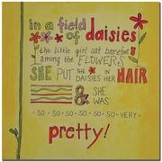 Trademark Global Nicole Dietz Love Bug Canvas Art, 24 x 24