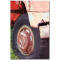 Trademark Global Patty Tuggle in.Lil Rustyin. Canvas Art, 32in. x 24in.