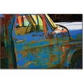 Trademark Global Patty Tuggle in.Old Truck IIIin. Canvas Art, 16in. x 24in.
