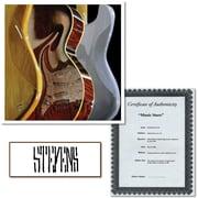 """Trademark Global Roderick Stevens """"Music Store"""" Canvas Art, 24"""" x 24"""""""