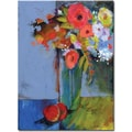 Trademark Global Sheila Golden in.Autumnin. Canvas Art, 32in. x 24in.