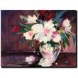 "Trademark Global Sheila Golden ""Homage to Manet"" Canvas Art, 35"" x 47"""