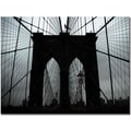 Trademark Global Tammy Davison in.Brooklyn Bridgein. Canvas Arts