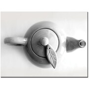 "Trademark Global Tammy Davison ""Tea Pot"" Canvas Arts"