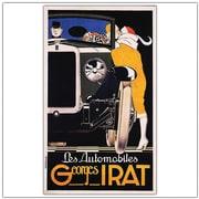 Trademark Global Rene Vincent Georges Irat Canvas Art, 19 x 14