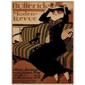 Trademark Global Paul Scheurich in.Buttericks Moden Revuein. Canvas Arts