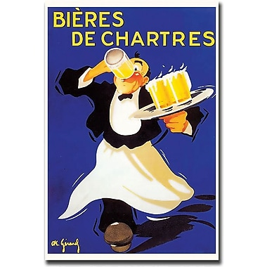 Trademark Global in.Bieres de Chartresin. Canvas Art, 32in. x 26in.