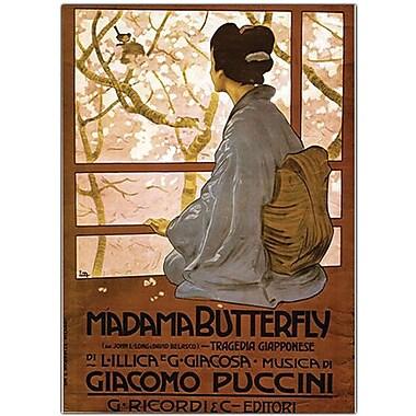 Trademark Global Giacamo Puccini