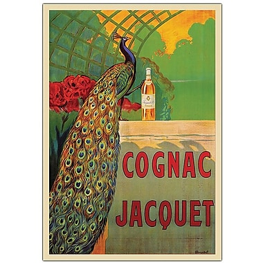 Trademark Global Camille Bouchet in.Cognac Jacquetin. Canvas Art, 32in. x 24in.