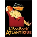Trademark Global in.Bock Le Bon Bockin. Canvas Arts