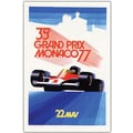 Trademark Global George Ham in.Monaco 1977in. Canvas Art, 24in. x 18in.