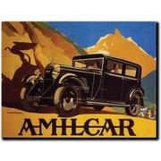 Trademark Global Amilcar Canvas Art, 18 x 24