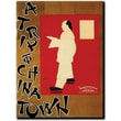 Trademark Global in.A Trip to Chinatownin. Canvas Art, 32in. x 24in.