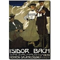 Trademark Global Joseph R. Witzel in.Isidor Bachin. Canvas Art, 24in. x 18in.
