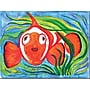 Trademark Global Wendra clown Fish Canvas Art, 18