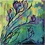 Trademark Global Wendra Crocus Canvas Art, 18 x