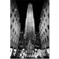 Trademark Global Yale Gurney in.Rockefeller Nightin. Canvas Arts