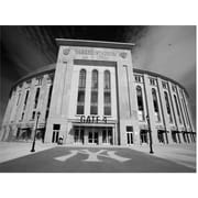 "Trademark Global Yale Gurney ""The Stadium"" Canvas Art, 14"" x 19"""