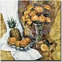 Trademark Global Yelena Lamm still Life With Pineapple