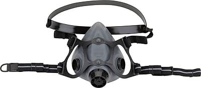 North 5500 Series Low Maintenance Half Mask Respirators, Small 177067