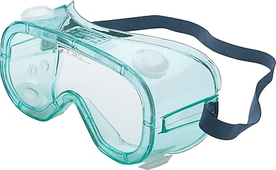 Uvex A600 Series Goggles Clear Anti Fog Lens