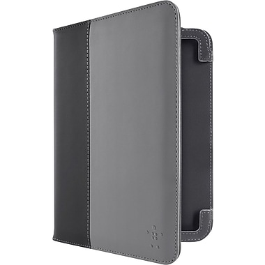 Belkin Verve Tab Folio Stand for Kindle Fire HD 7in., Gray