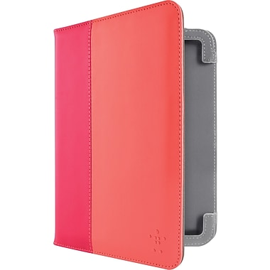 Belkin Verve Tab Folio Stand for Kindle Fire HD 7in., Pink