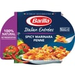 Barilla Italian Entrees, Spicy Marinara Penne, 6 Packs/Box