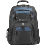 "Targus Nylon Navy and Black Laptop Backpack, 17"", XL (TXL617)"