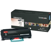 Lexmark™ - Cartouche de toner noir X264A21G