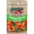Snak Club Gummy Bears, 2.25 oz. Bags, 12 Bags/Box