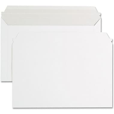 SupremeX Envelope Clay Coated Board, White, 15