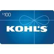 Kohl's Gift Card $100 (Email Delivery)