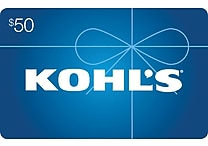 Kohl's Gift Card $50 (Email Delivery)