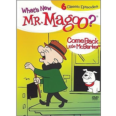 Mr. Magoo: Come Back Little McBarker