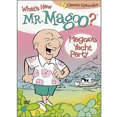 Mr. Magoo: Magoo's yacht Party