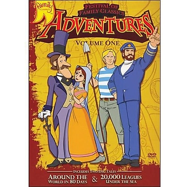 Festival of Family Classics: Classic Adventures Volume 1