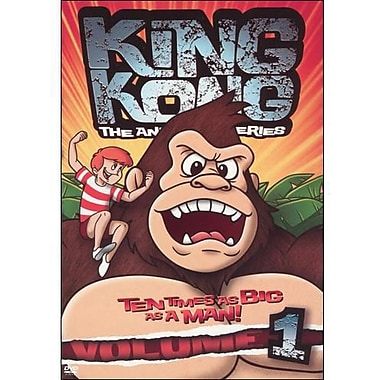 Kong Kong Animated Series Volume 1