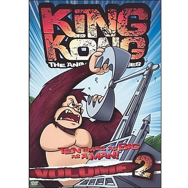 Kong Kong Animated Series Volume 2