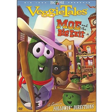 Veggie Tales: Moe and the Big Exit