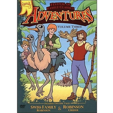 Festival of Family Classics: Classic Adventures Volume 3