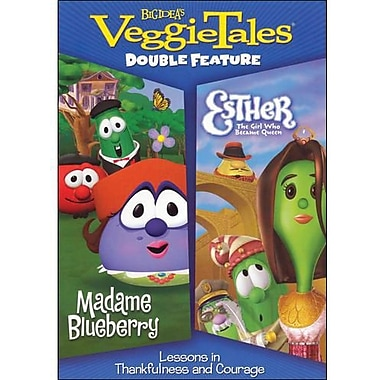Veggie Tales: Madame Blueberry / Esther the Girl Who Would Be Queen
