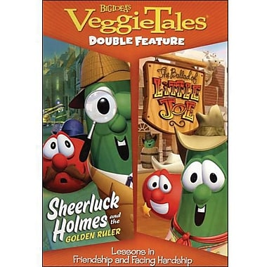 Veggie Tales: Sheerluck Holmes and the Golden Ruler / Ballad of Little Joe