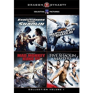 Dragon Dynasty Collection: Volume 1